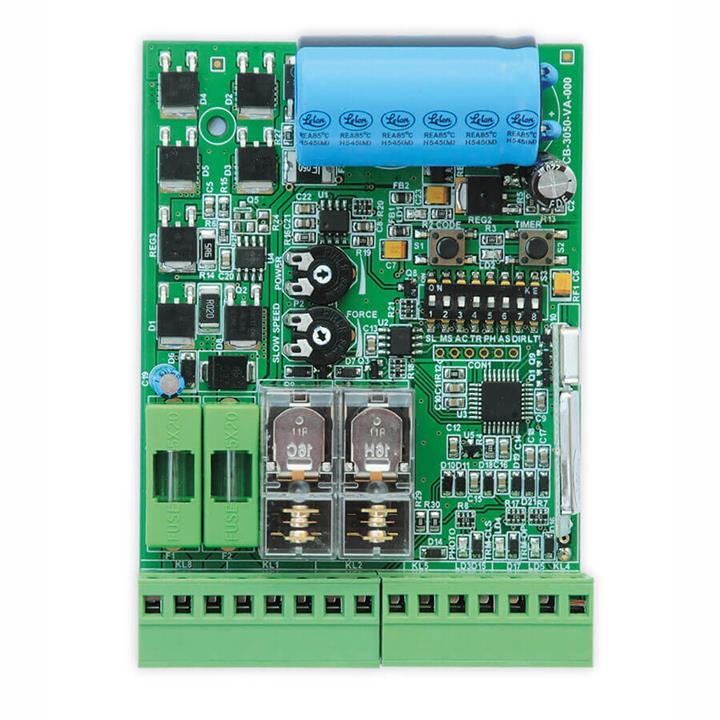 New control board for 24VDC motors